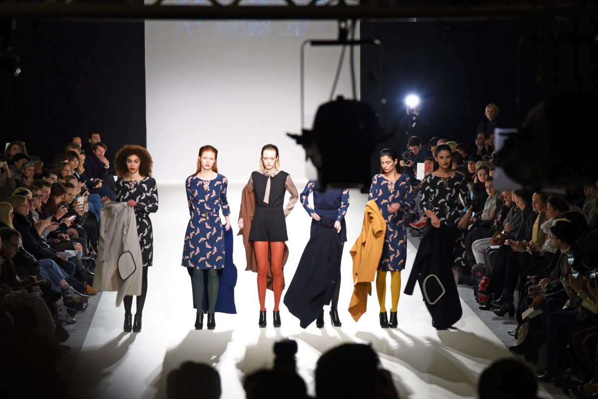 Berlin Fashion Week Herbst/Winter 17/18: Greenshowroom und Ethical Fashion Show Berlin Part 1